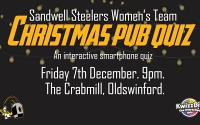 Christmas Pub Quiz!